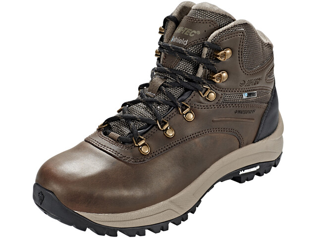 Hi-Tec Altitude VI i WP Shoes Women dark chocolate